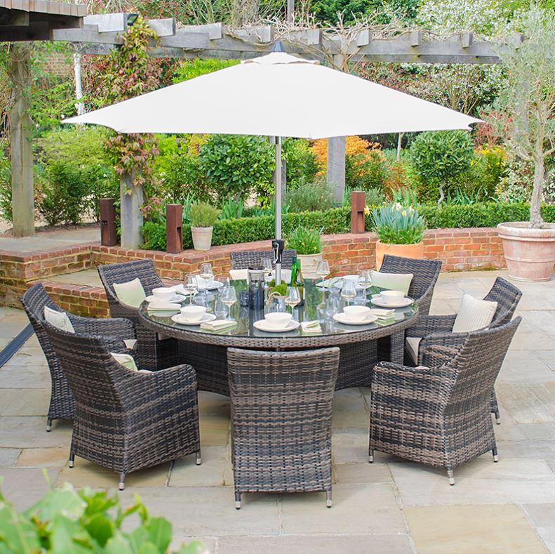 rattan garden furniture phoenix rose garden centre. Black Bedroom Furniture Sets. Home Design Ideas