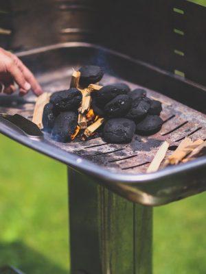 firing, firing up, grill